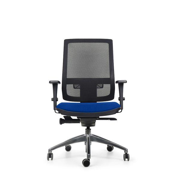 cadeira de escritório certificada Icon diretor Alumínio