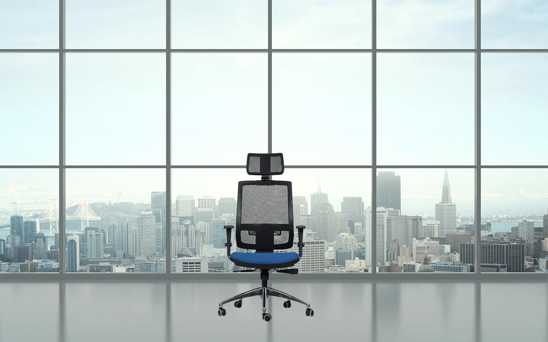 Icon a cadeira perfeita para seu escritório