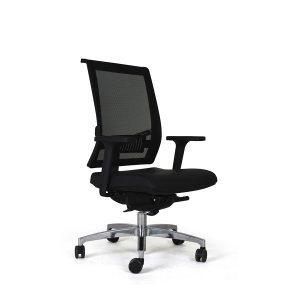 cadeira de escritório Versalhes Diretor Alumínio