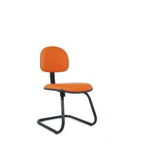 cadeira de escritório Tech Pro Fixa Secretária