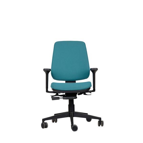 cadeira de escritório certificada Tech Plus Presidente