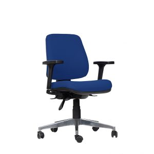 cadeira de escritório Tech Plus Diretor Alumínio