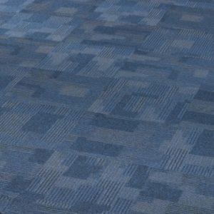 carpete para escritório linha interlude modular bac