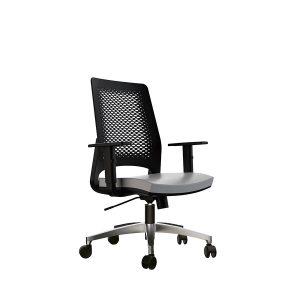 Cadeiras para escritório EASY relax aluminio
